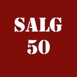 Salg -50%