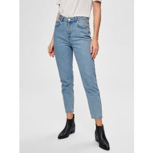 Frida mom jeans blå