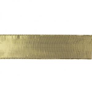 Dekorbånd Gull wire 40 mm