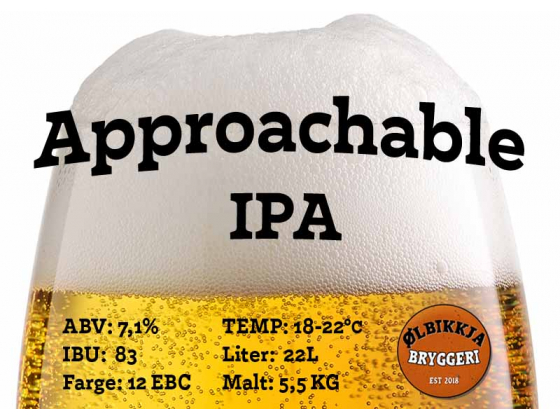Approachable IPA