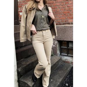 Ella Cornstalk Bootcut Jeans
