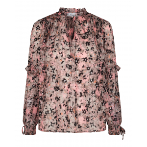Gemma Frill Blouse Candy