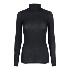 Woolie Jersey Roll-Neck