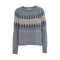 TIF-TIFFY Fern Sweater