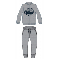 Banditto joggedress Kids Grey Melange