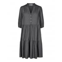 Cocouture Cream Denim Dress