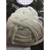 3 meter hvit Roullor /bånd i jersey