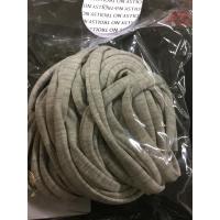 5 meter grå mellert Roullor /bånd i jersey