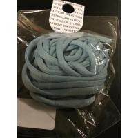 5 meter lys blå  Roullor /bånd i jersey