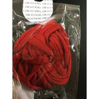 5 meter rød Roullor /bånd i jersey