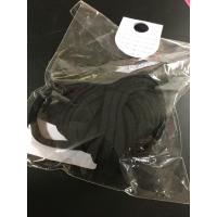 3 meter svart Roullor /bånd i jersey