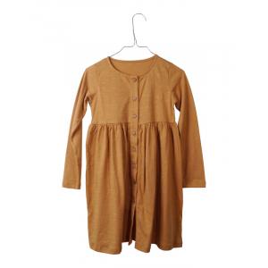KRUTTER - DAGNY DRESS APPLE CINNAMON