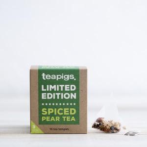 teapigs spiced pear