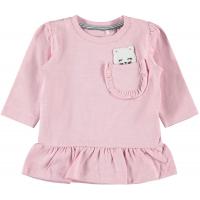 Bibbi tunika Baby Pink Nectar