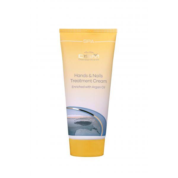Hands & Nails Treatment Cream with Argan Oil 200 ml