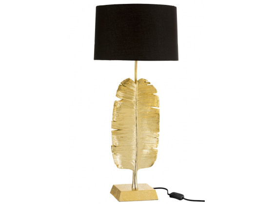 Lampe, gullfjær