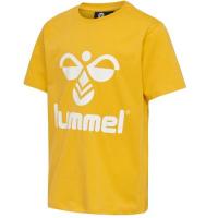 Hummel Tres T-skjorte Golden Rod