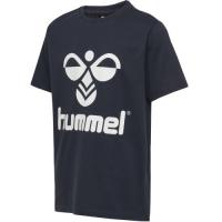 Hummel Tres T-skjorte Blue Nights