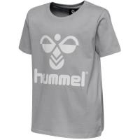 Hummel Tres T-skjorte Grey Melange