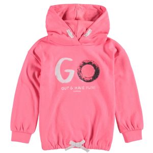 Garcia Kids Girls Hettegenser Shocking Pink