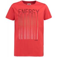 Garcia Teens T-skjorte Energy Bright Red