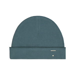 GRAY LABEL - BABY BEANIE BLUE GREY