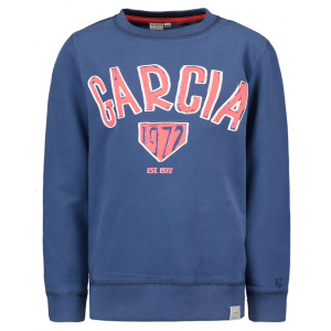 Garcia Kids Boys Sweat Cool Blue