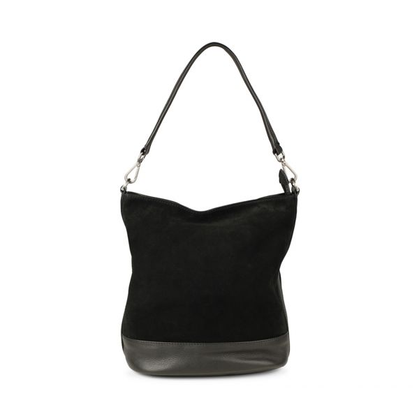 Ulrika Bag Suede Black