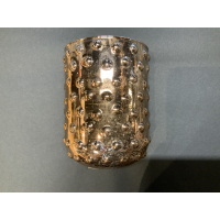 Lysglass kobber10,5 x 14,5