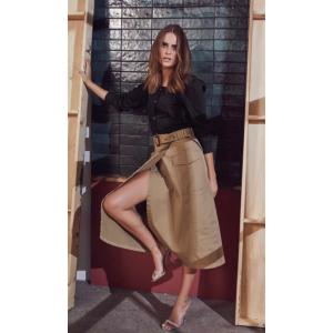 Trinity Skirt, Khaki