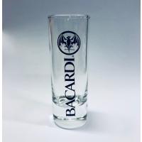 Bacardi shotglass 4 cl