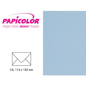 Papicolor Konvolutt C6 – 955 Lys blå – 6stk