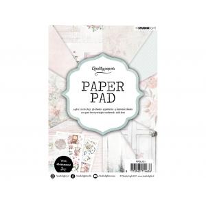 Studio Light Paper Pad A5 36ark – Classic Pastel 131