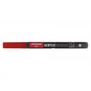 Amsterdam Marker 2mm – 735 Oxide black