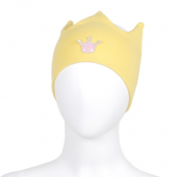 Kivat Krone Pannebånd med vindstopper Gul