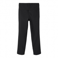 Alfa Softshellbukse kids Slimfit Black