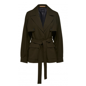 Elenora short jacket - beech