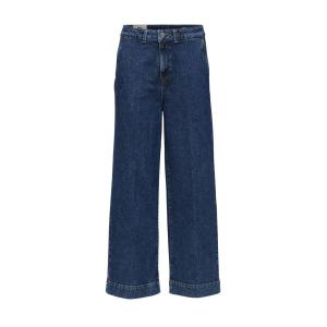 Gene wide crop spruce blue jeans