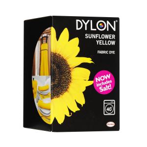 Dylon maskinfarge Sunfl.Yellow