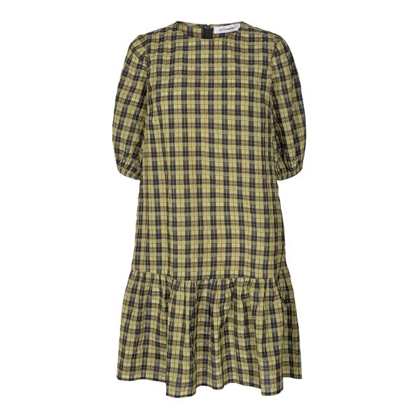 Cocouture New Trever Check Dress