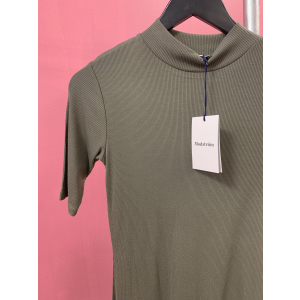 Krown T-Shirt Dark Khaki