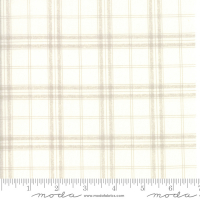Bramble cottage creme plaid