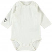 Dedrop langermet body baby Snow White