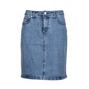 Jeans skjørt