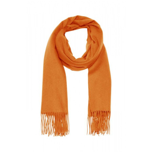 Cross Scarf Orange Pepper