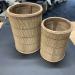 Bambus lykt sett med 2