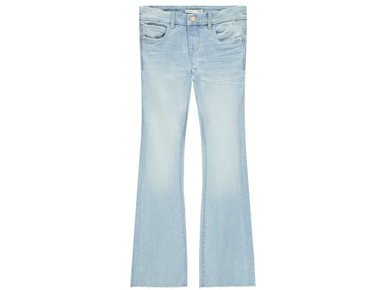 Polly Anni Bootcut jeans HW Kids Light Blue Denim