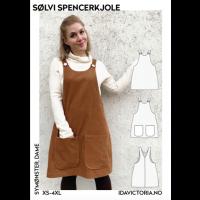 Sølvi Spencerkjole