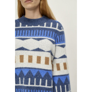 Melba Knit Blue