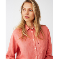 LEXINGTON ISA LINEN SHIRT